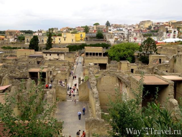 Геркуланум (Herculaneum)