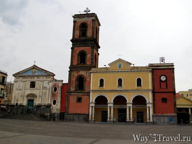 Базилика Святой Марии из Пулиано (Basilica of Santa Maria a Pugliano)
