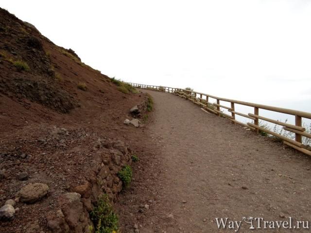 Пешком до Везувия (Walking to the Vesuvio)