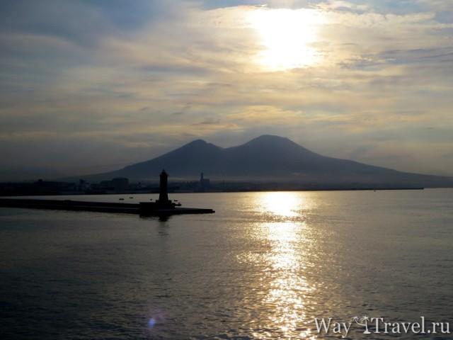 Вулкан Везувий (Vesivio)