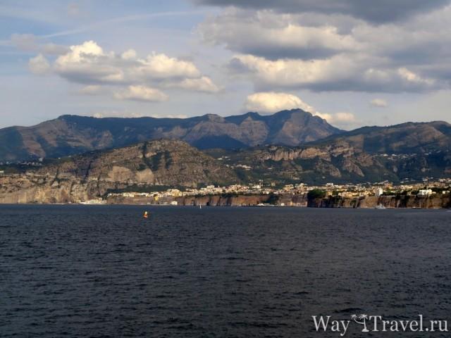 Неаполитанский залив (Gulf of Naples)