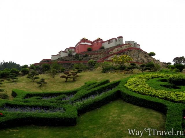 Парк Национальной культуры в Шенчьжэне (China Folk Culture Village)