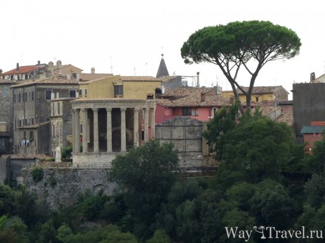 Храм Весты (Tempio di Vesta)
