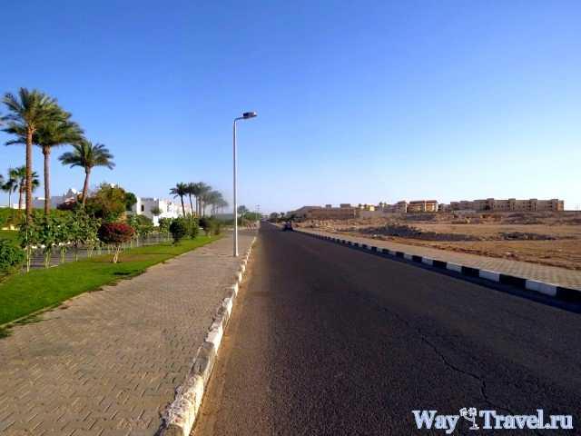 Самостоятельные прогулки в Шарм-эль-Шейхе (Sharm El Sheikh road)