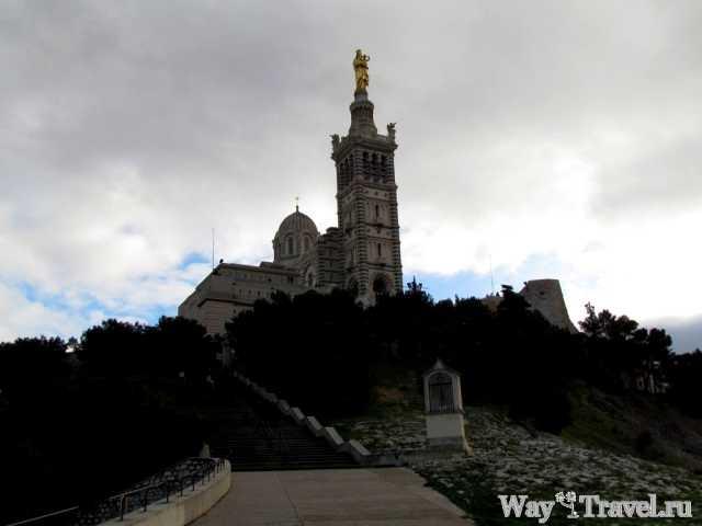 Базилика Богоматери Хранительницы (Basilique Notre Dame de la Garde)