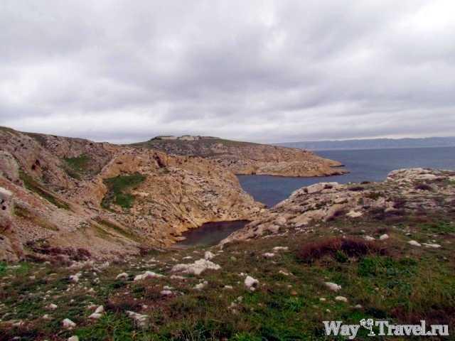 Остров Помег (Ile Pomegues)