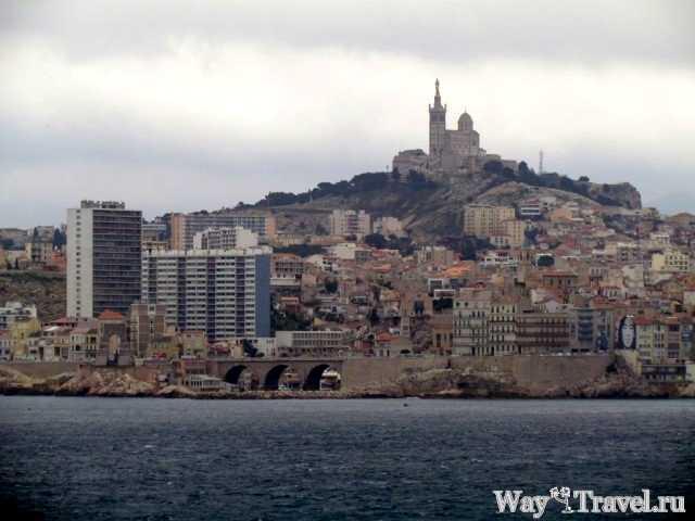 Марсель - столица Прованса и Средиземноморья