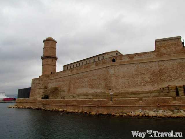 Форт святого Иоанна (Fort Saint-Jean)