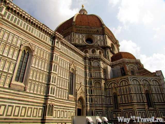 Санта-Мария-дель-Фьере (Duomo Santa Maria del Fiore)