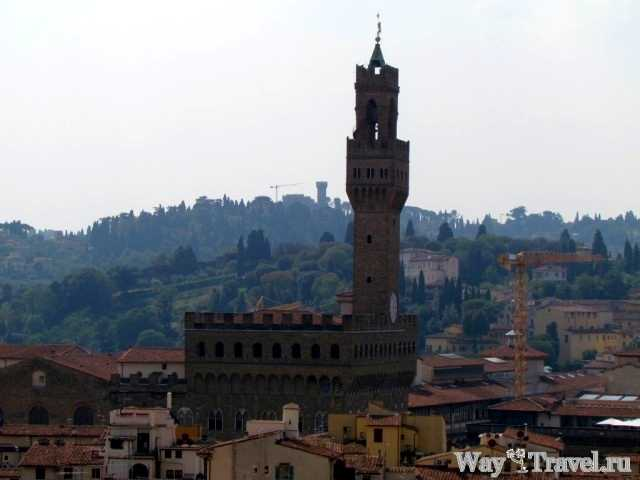Палаццо Веккьо (Palazzo Vecchio)