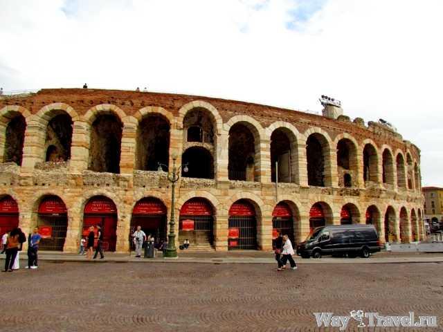 Веронская Арена (Arena di Verona)
