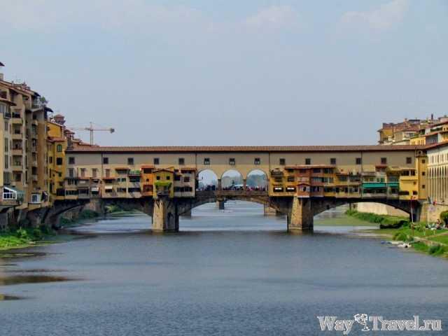 Мост Понте Веккио (Ponte Vecchio)
