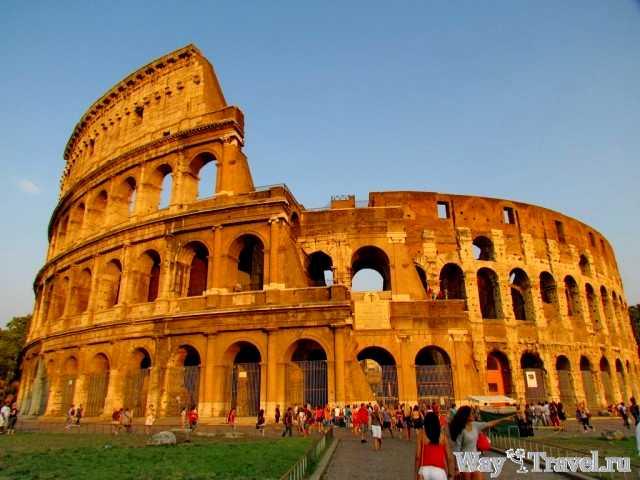 Колизей (Colosseum)