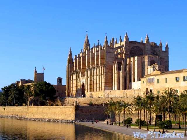 Кафедральный собор Святой Марии (Catedral de Santa Mar?a de Palma de Mallorca or La Seu)