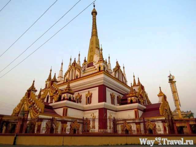 Пагода Amanda (Amanda Pagoda)