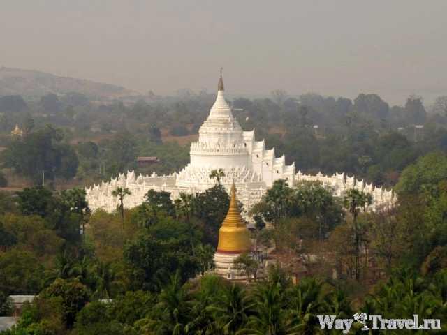 Пагода Hsinbyume (Hsinbyume Pagoda)