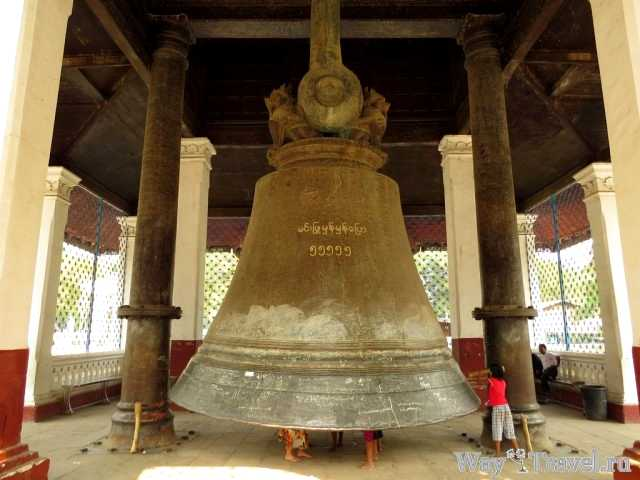 Царь-Колокола в Мингуне (Tsar Bell in Mingun)