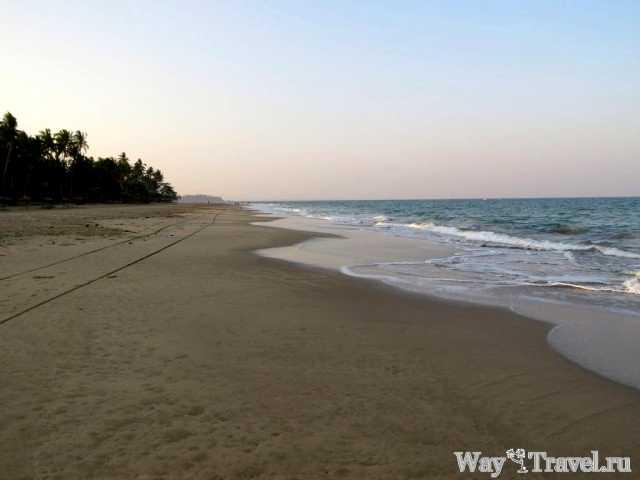 Пляжный отдых в Нгве Саунг