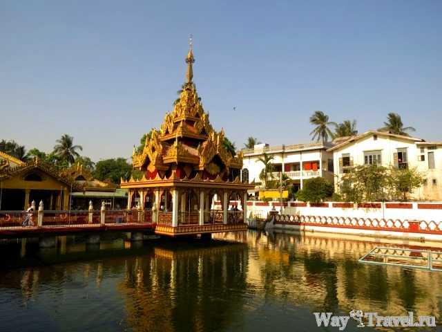 Пагода Kyay Thone (Kyay Thone Pagoda)