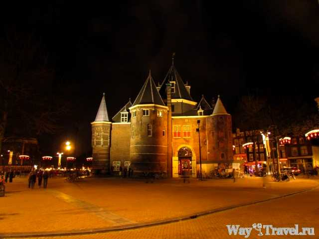 Весовая палата (Waag Society)
