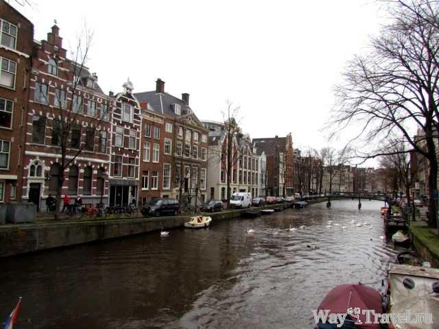 Амстердам - город каналов, музеев и либерализма