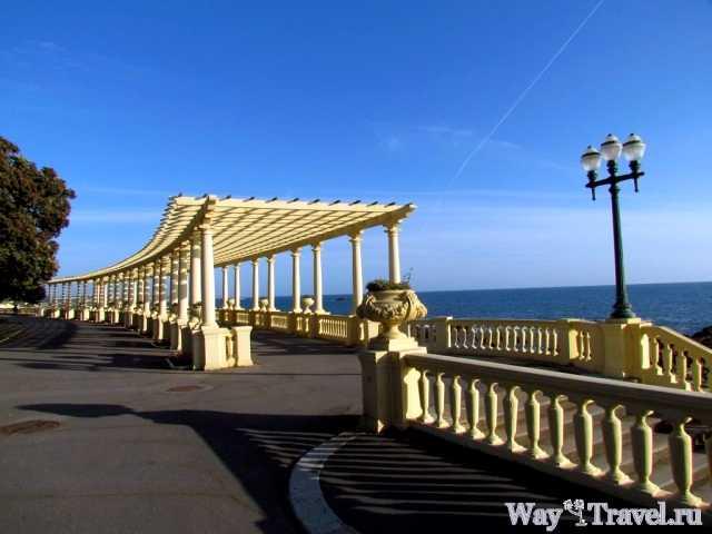 Набережная Порту (Promenade of Porto)