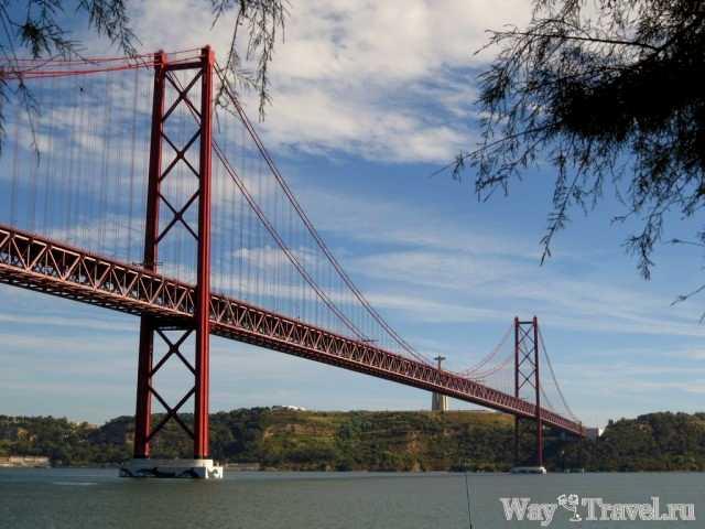 Мост 25-го апреля (Ponte 25 de Abril)