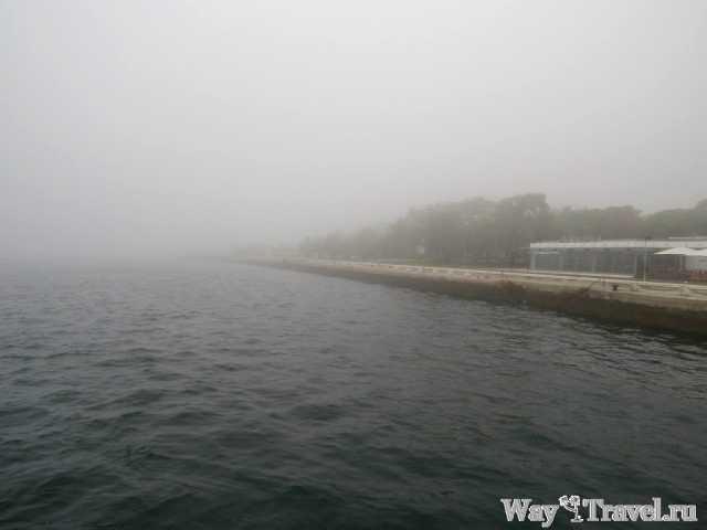 Туман в Сетубале (Mist in Setubal)