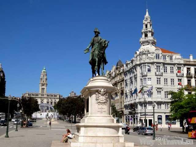 Площадь Свободы (Pra a da Liberdade Porto)