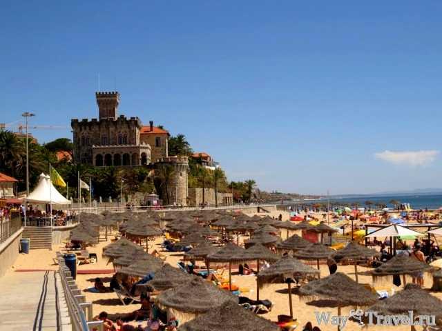 Пляж Эшторила (Estoril beach)