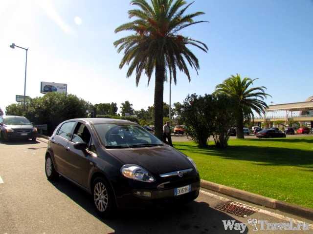 На автомобиле по Сардинии ( Around Sardegna by car)