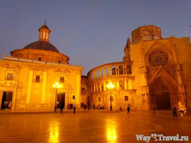 Кафедральный собор Валенсии (Catedral de Valencia)