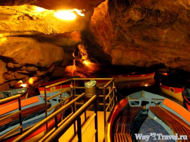 Пещеры Святого Иосифа ( Coves de Sant Josep)