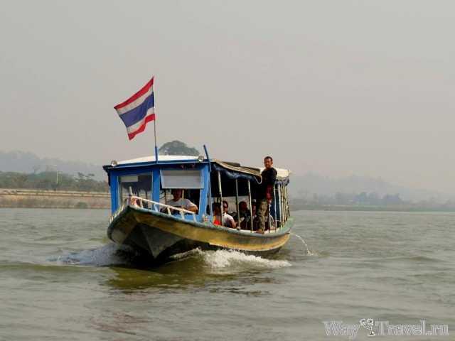 Река Меконг (Mekong River)