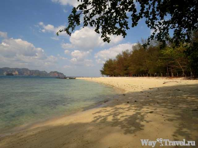 Остров Koh Poda (Koh Poda Island)