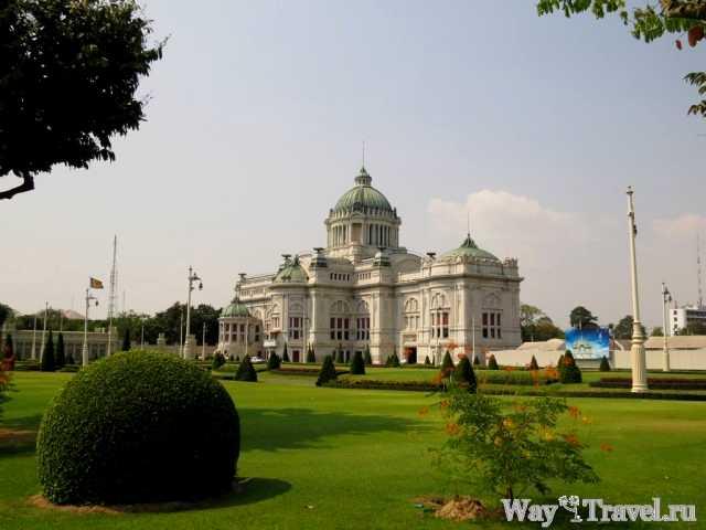 Парламент Тайланда (Parliament of Thailand)