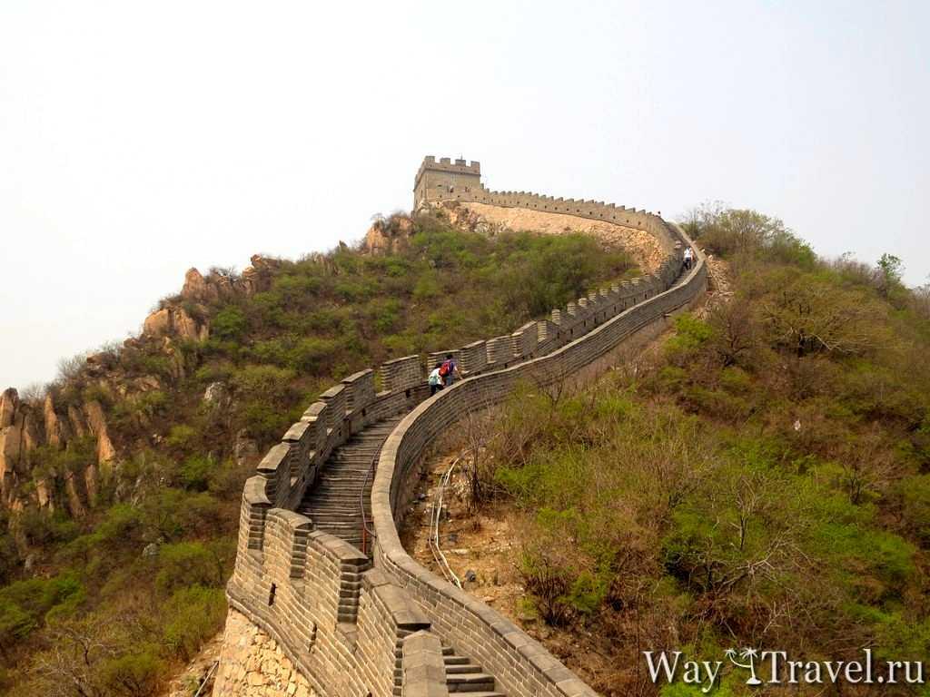Великая Китайская стена (The Great Wall)