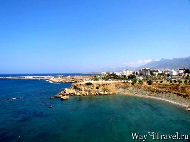 Побережье Кирении (Coast of the Kyrenia)