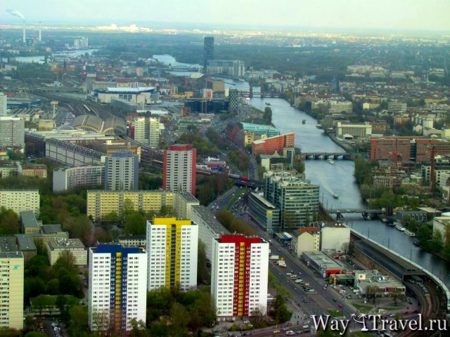 Вид на Берлин (View of Berlin)