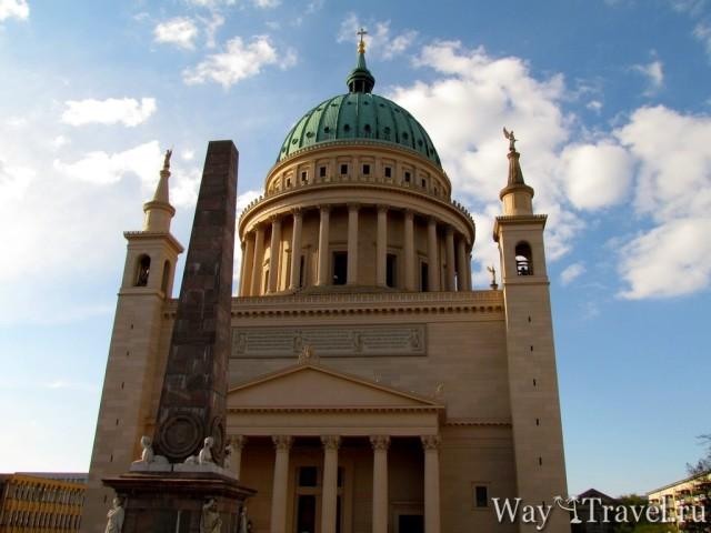 Церковь Святого Николая (Nikolaikirche)