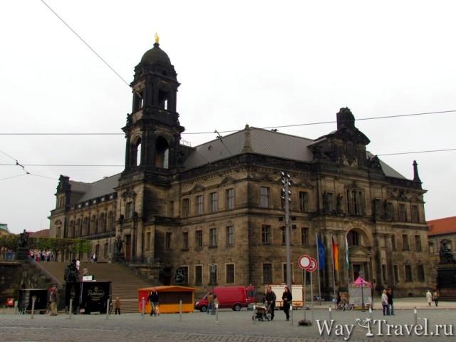 Верховный земельный суд (Oberlandesgericht Dresden)