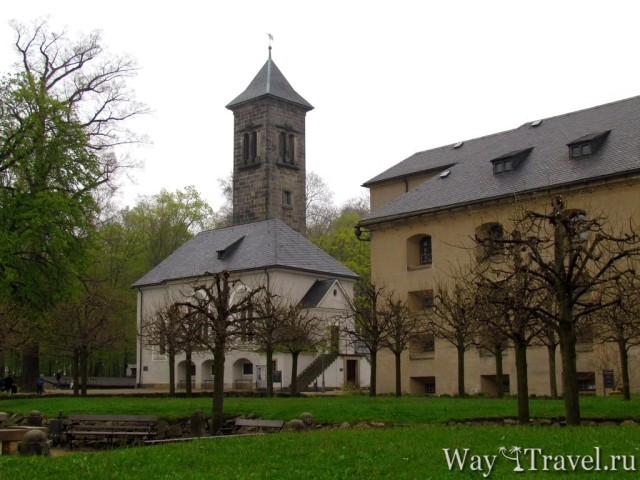 Гарнизонная церковь Кенигштайна (Garnisonskirche of Konigstein)
