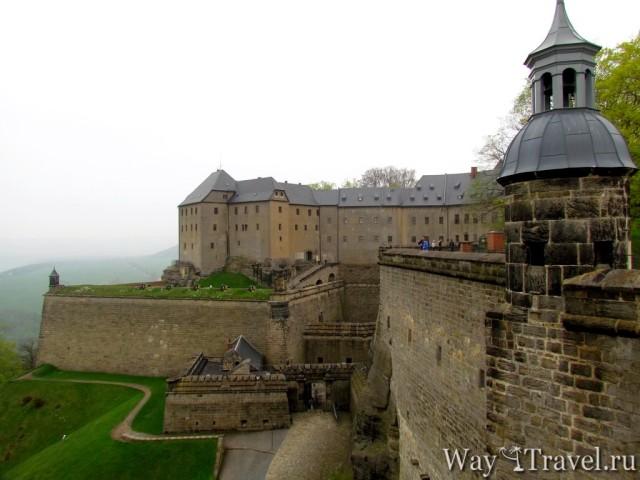 Замок Георгенбург (Castle Georgenburg)