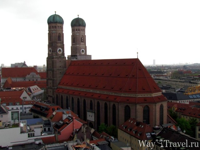 Собор святой Богородицы (Frauenkirche)