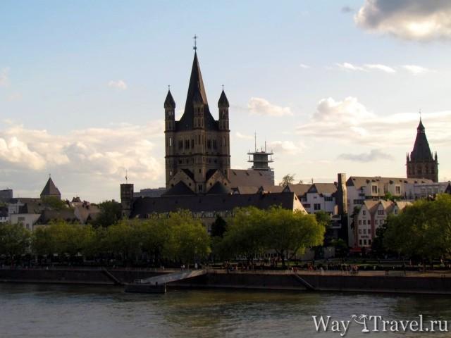 Церковь Святого Мартина (Gro? Sankt Martin)