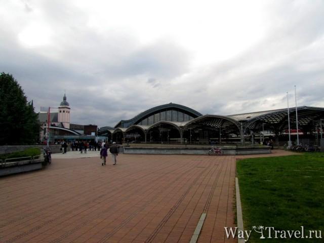 Железнодорожный вокзал Кёльна (K?lner Hauptbahnhof)