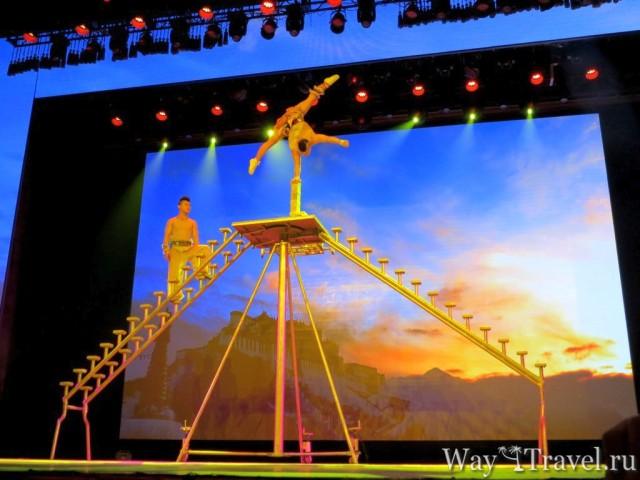 Театр Чаоян (Chaoyang Theater)