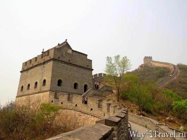 Великая Китайская стена (Great Wall)