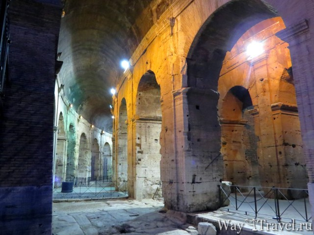 Колизей (Coloseo)