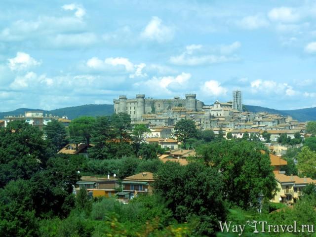 Замок Орсини (Castello Orsini-Odescalchi)